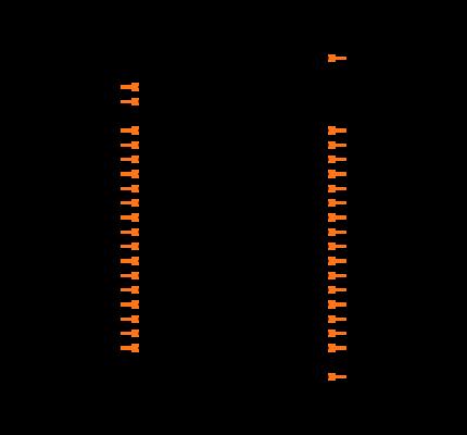 BMD-301-A-R Symbol