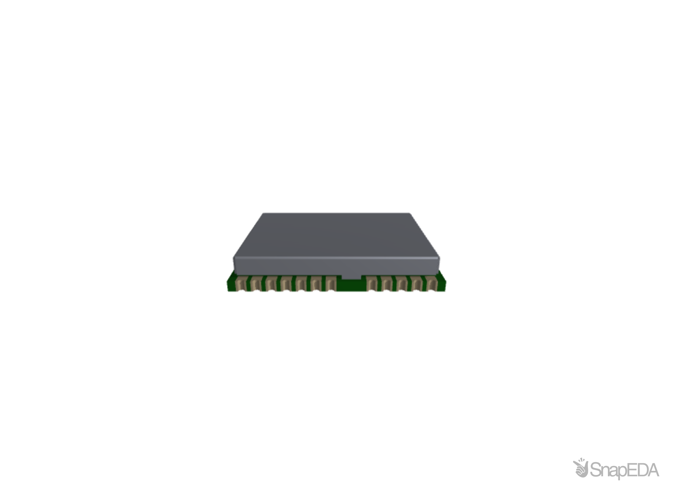 NEO-M8P-2 3D Model