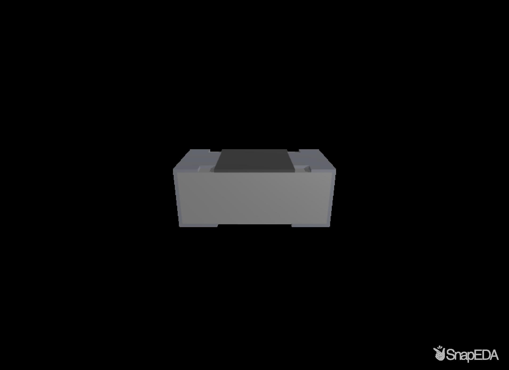 CRCW04020000Z0EDHP 3D Model