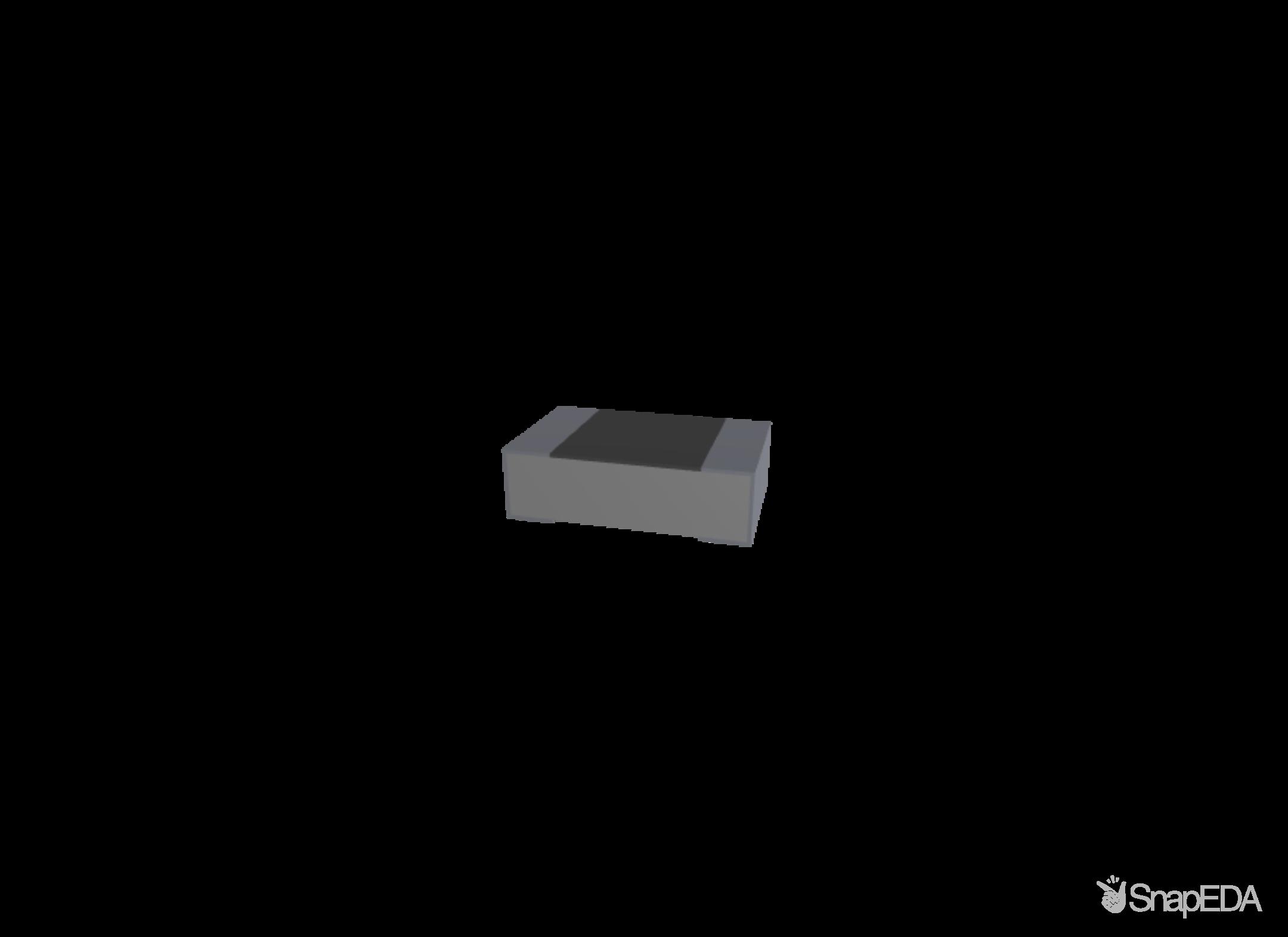 CRCW08050000Z0EAHP 3D Model