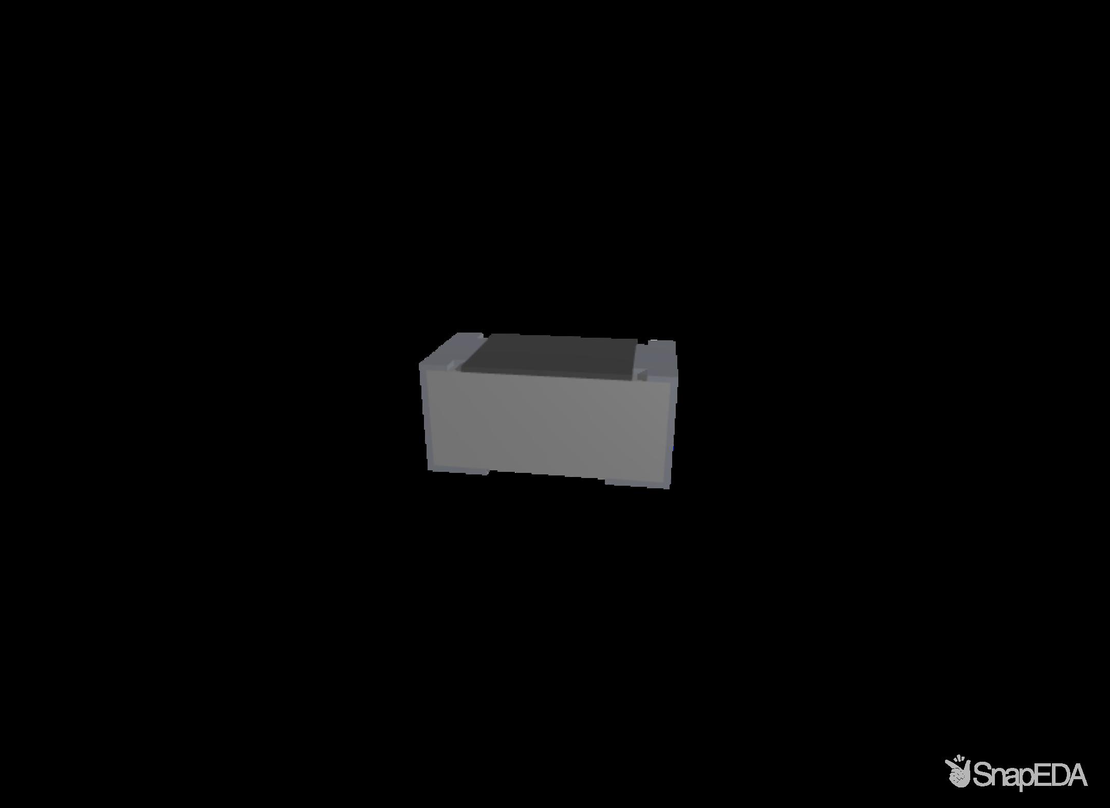CRCW02010000Z0ED 3D Model