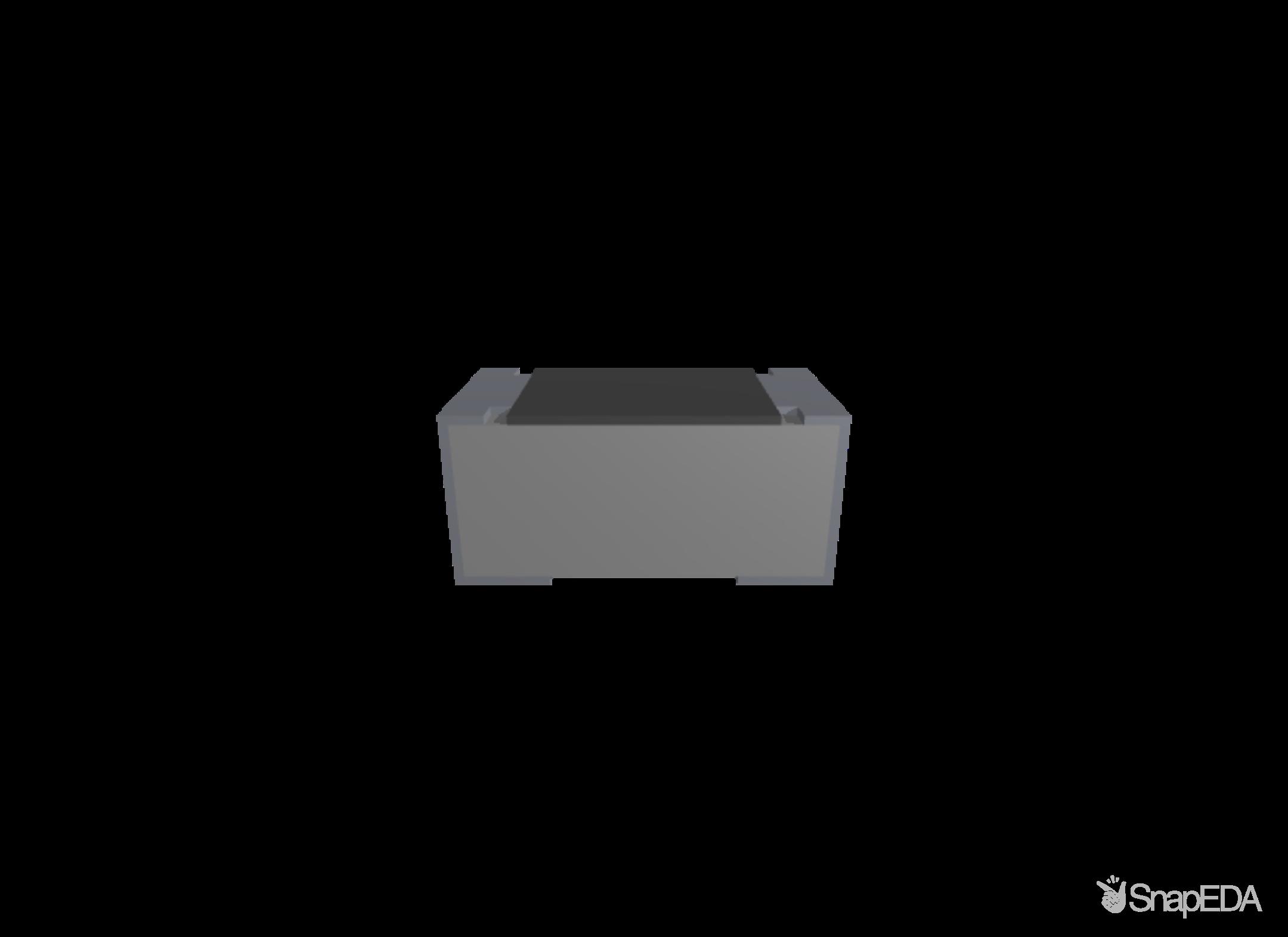 CRCW020110K0FKED 3D Model