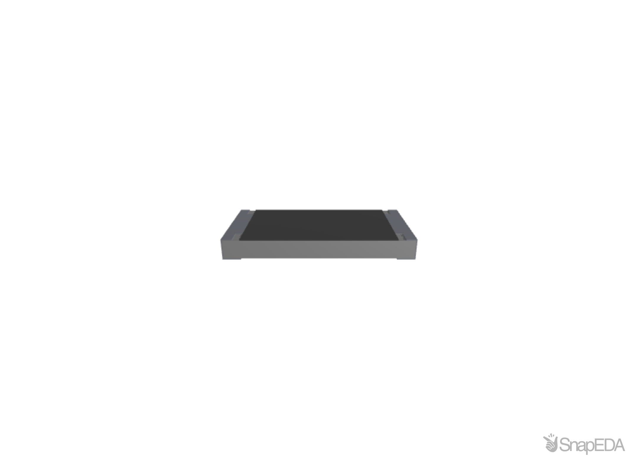 CRCW25121K00FKEG 3D Model