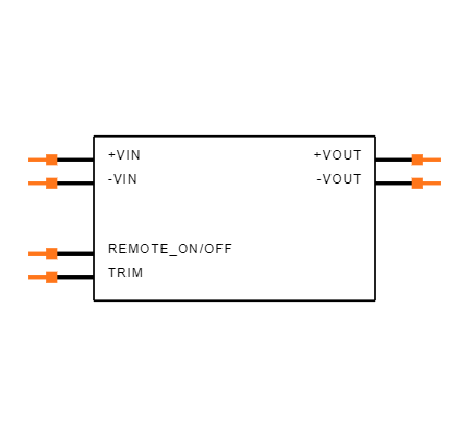 JCM3024S15 Symbol