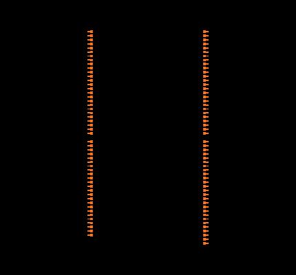 XC6SLX4-2TQG144C Symbol