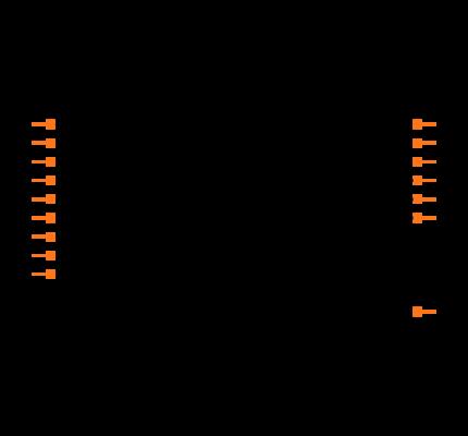XC7K70T-1FBG676C Symbol