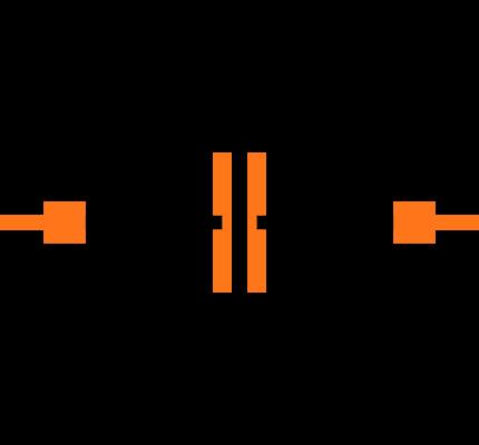 CC0402JRNPO9BN390 Symbol