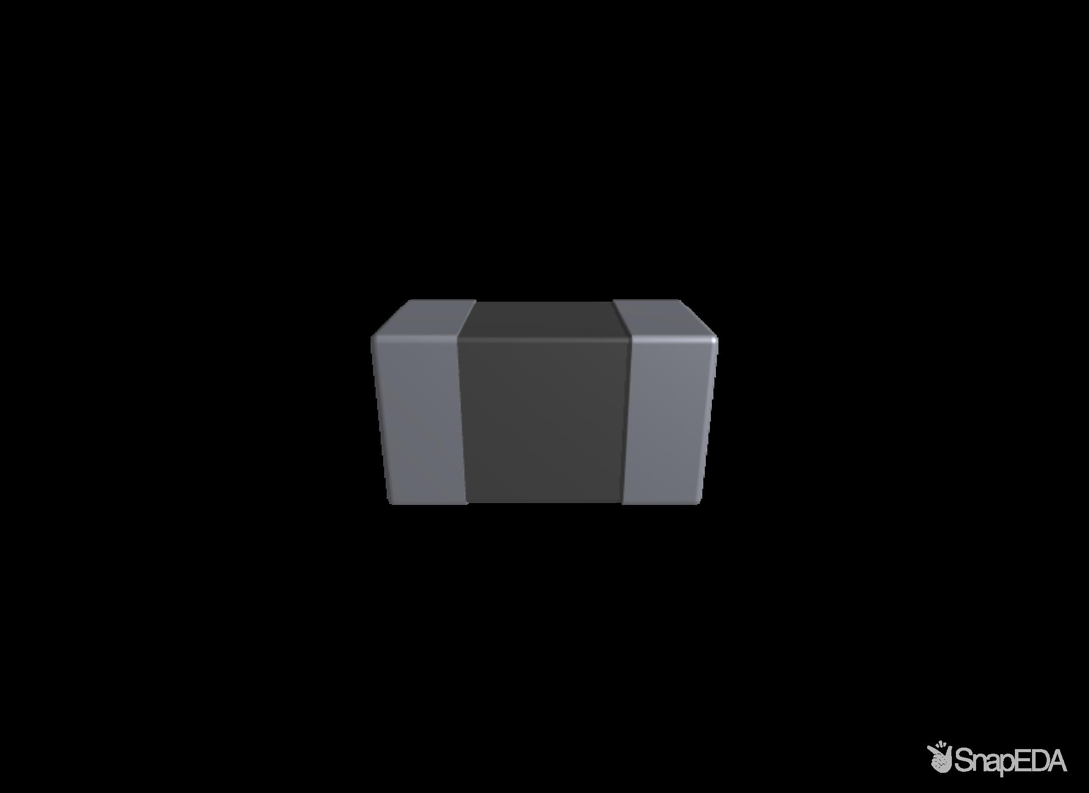 CC0603KRNPO9BN271 3D Model