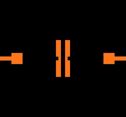 CC0603KRX7R7BB684 Symbol