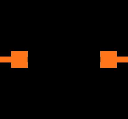 CC0603KRX7R8BB224 Symbol