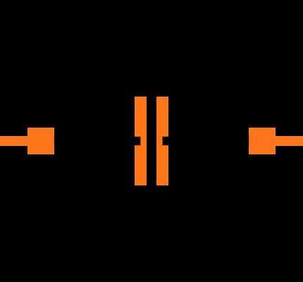 CC0603MRX7R6BB224 Symbol