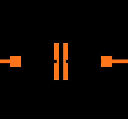 CC0805KRX7R9BB222 Symbol