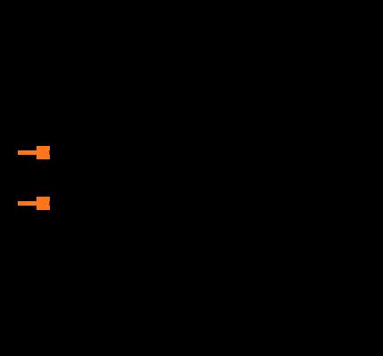 CC1206KKX7R9BB105 Symbol