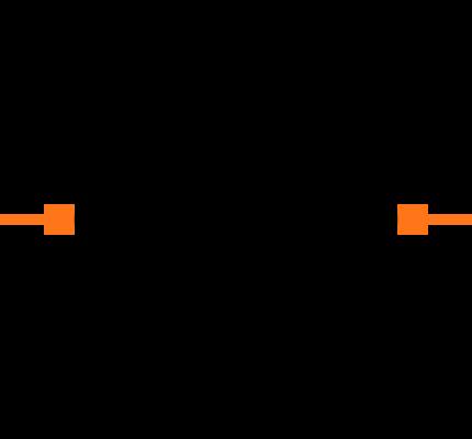 RC0603FR-073K3L Symbol