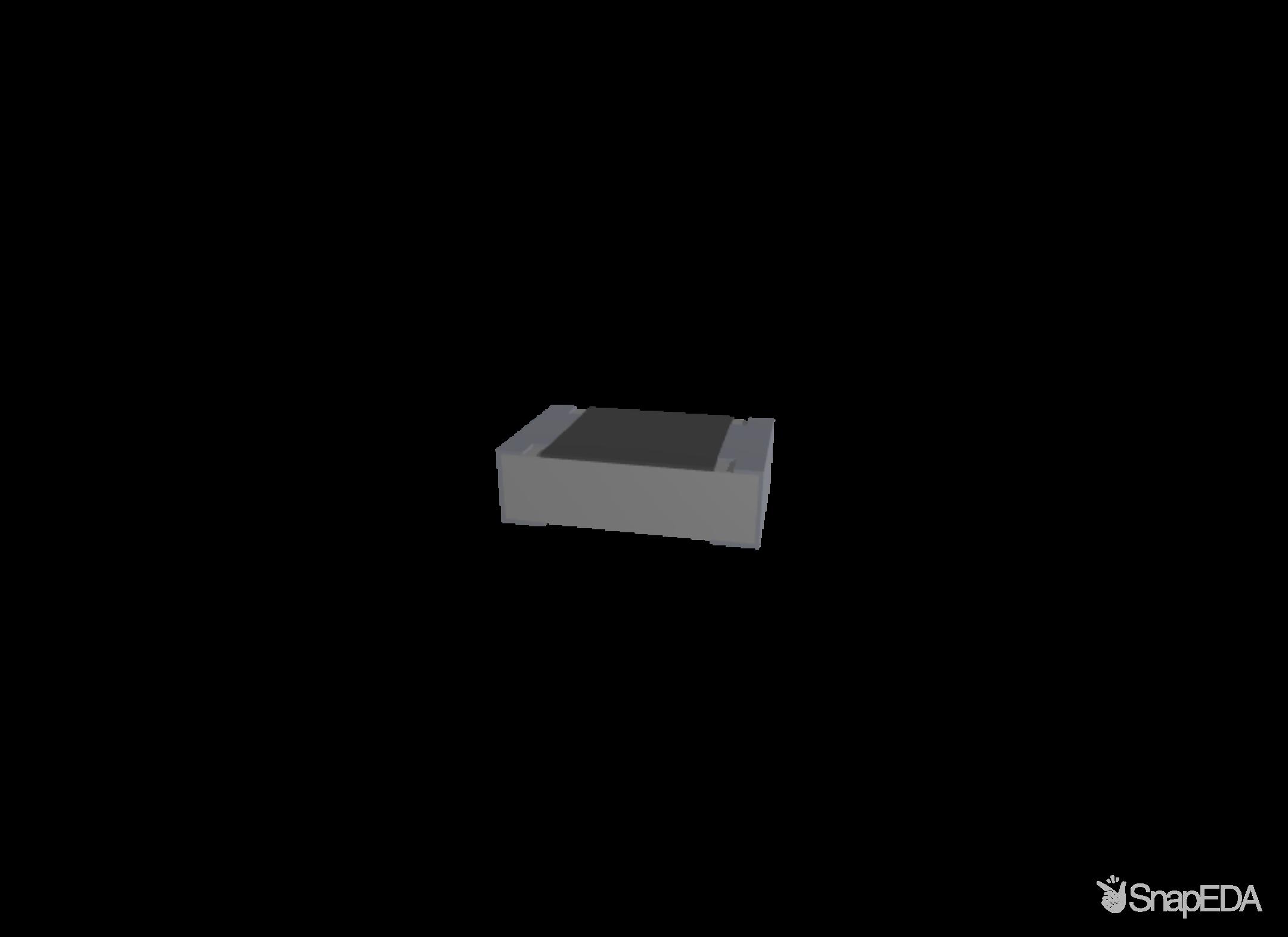 RC0805FR-0710KL 3D Model