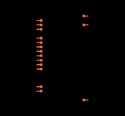 LCD2X16 Symbol