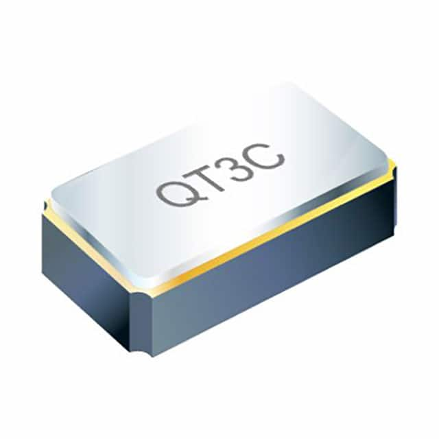 Semiconductors Analog to Digital, Digital to Analog  Converters QT3C-32.768KDZF-T by QST Corporation