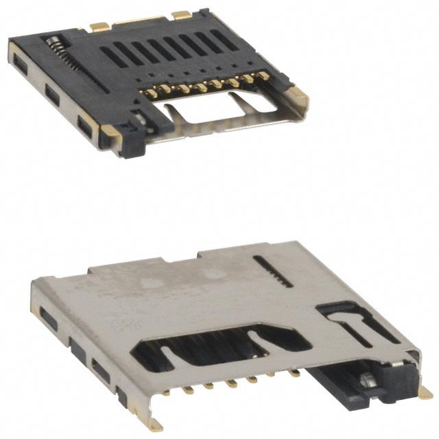 Connectors Card Edge 2908-05WB-MG by 3M (TC)