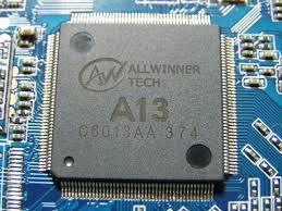 AllWinner-A13 footprint & symbol by Allwinner Technology | SnapEDA