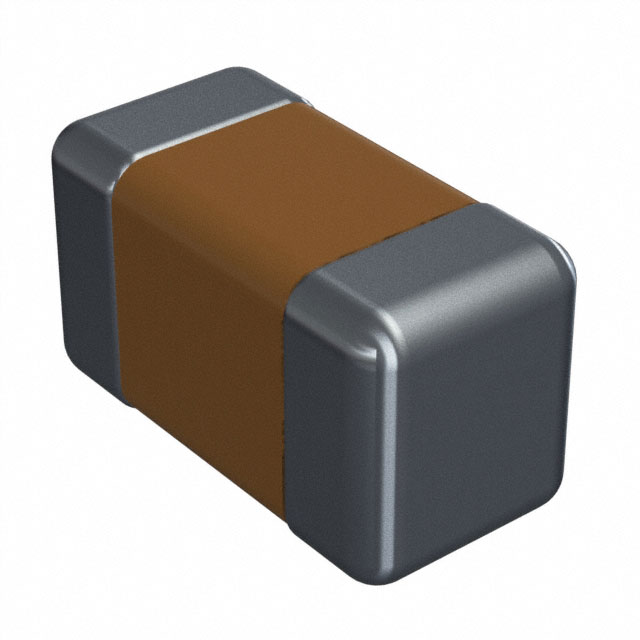 Passive Components Capacitors Single Components 0402YC103KAT2A by AVX / Kyocera