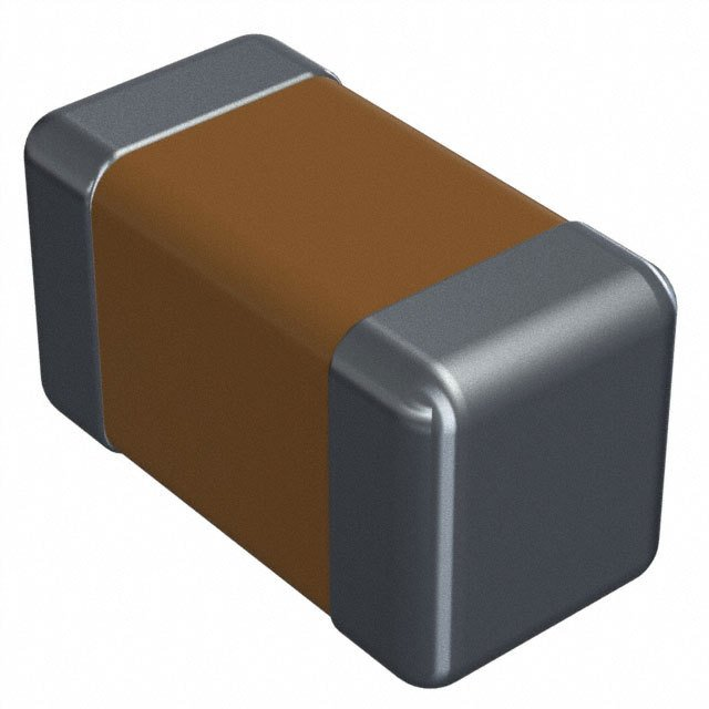 Passive Components Capacitors Ceramic Capacitors 06035A100JAT4A by AVX
