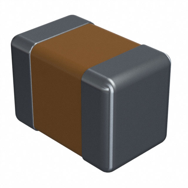 Passive Components Capacitors Single Components 08055F104K4T2A by AVX / Kyocera