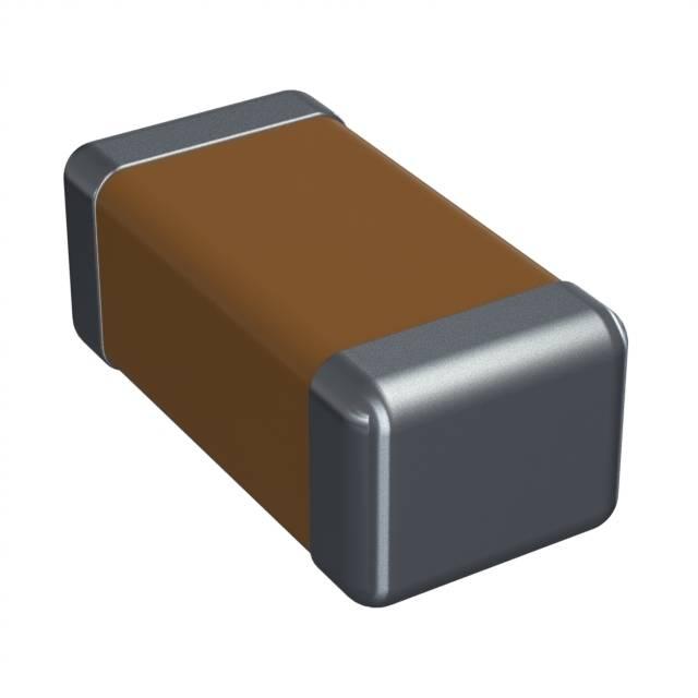 Passive Components Capacitors Ceramic Capacitors 1206YC105KAT4A by AVX