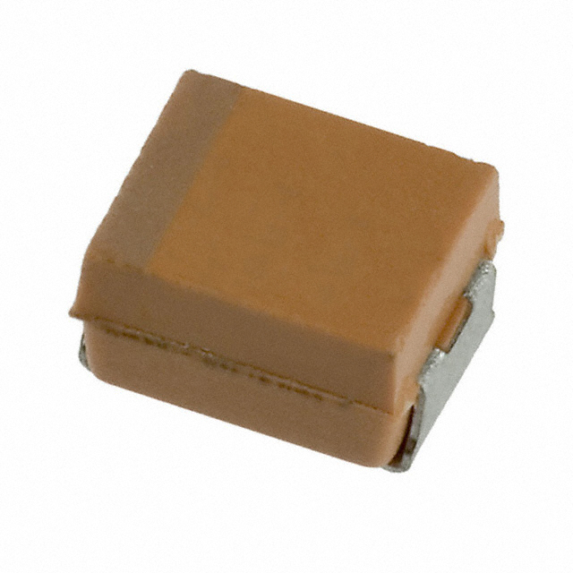 Passive Components Capacitors Single Components TPSB106K016R0800 by AVX