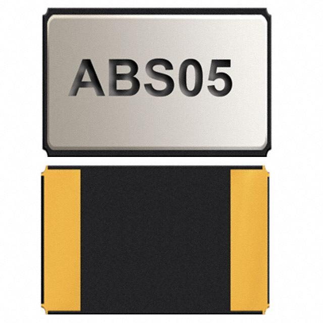 Passive Components Crystals/Resonators/Oscillators Crystals ABS05-32.768KHZ-T by Abracon LLC