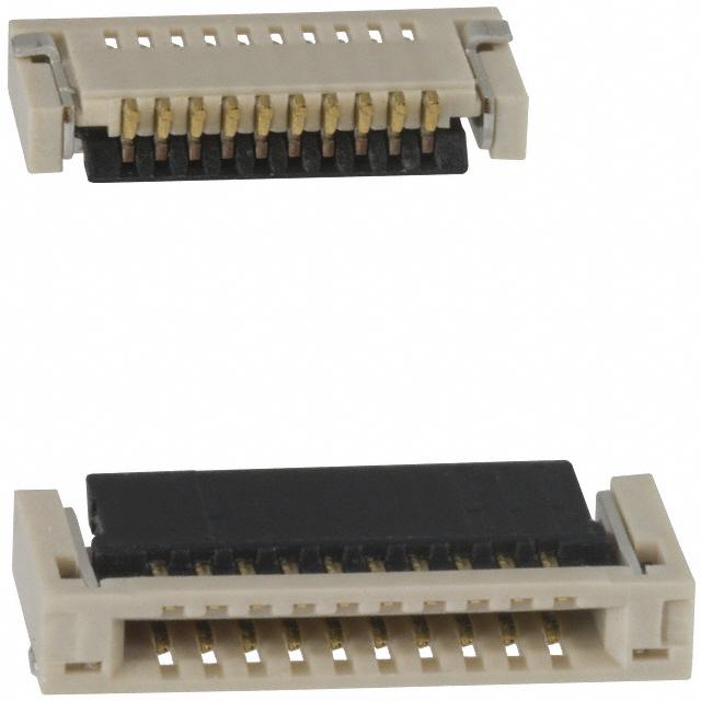 Connectors PC Board 10051922-1010ELF by Amphenol FCI