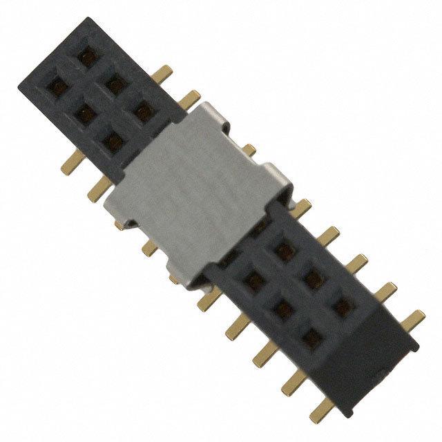 Connectors PC Board Board to Board 20021321-00020C4LF by Amphenol FCI