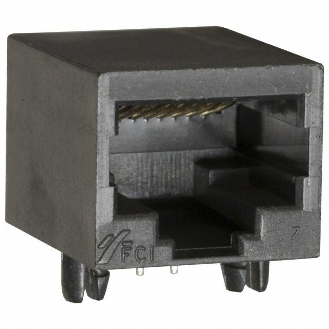 Connectors Modular Connectors 54602-908LF by Amphenol FCI