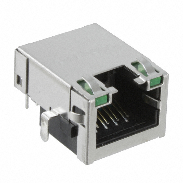 Semiconductors Analog to Digital, Digital to Analog  Converters RJE71-188-1451 by Amphenol Commercial Products