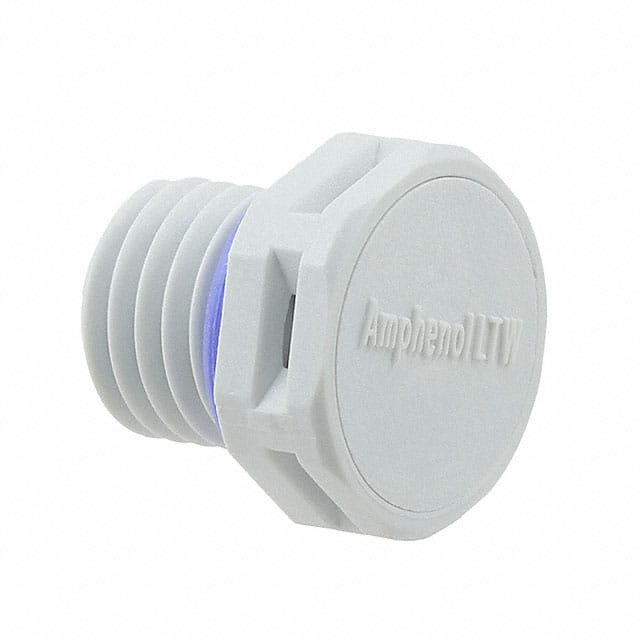 Connectors Circular Connectors VENT-PS1NGY-N8001 by Amphenol