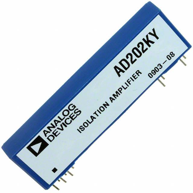 Image of AD204JY by Analog Devices Inc.