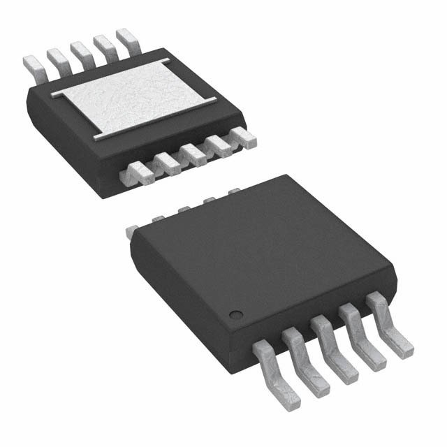 Image of LTC2635CMSE-LMI10#PBF by Analog Devices