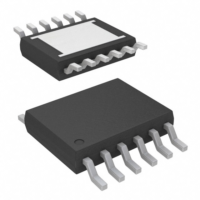 Image of LTC3261EMSE#PBF by Analog Devices