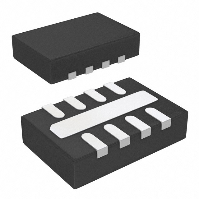 Image of LTC4365IDDB#TRPBF by Analog Devices