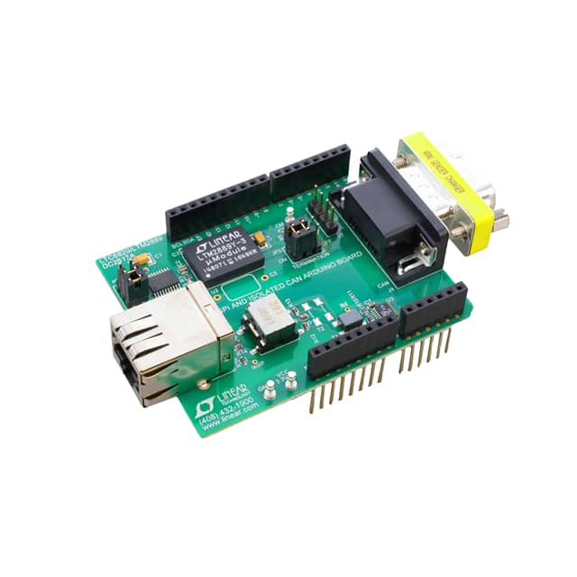 Semiconductors Microprocessors & Microcontrollers Development Kits DC2617A by Analog Devices
