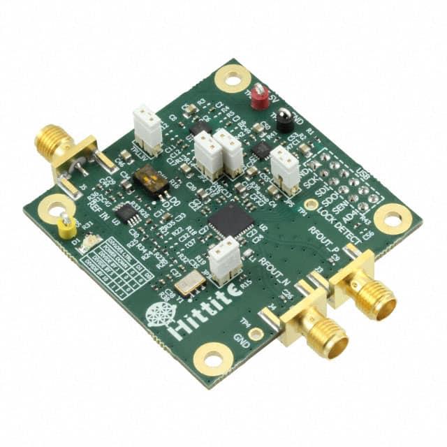 EVAL01-HMC830LP6GE by Analog Devices