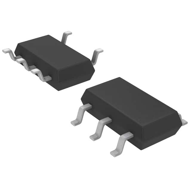 LT6015MPS5#TRMPBF by Analog Devices