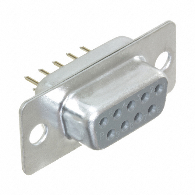 Connector Pins A-DF 09 PP/Z by Assmann WSW Components