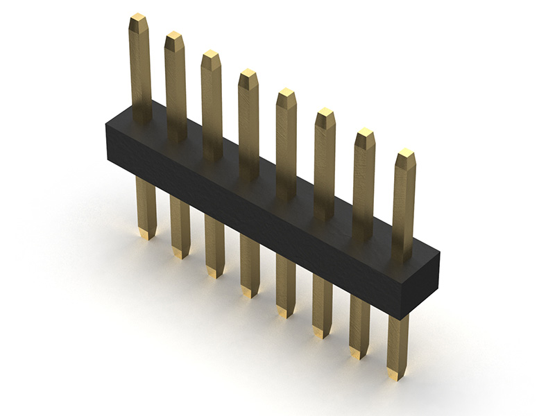 BC020-02-A-0200-0160-L-G by Global Connector Technology