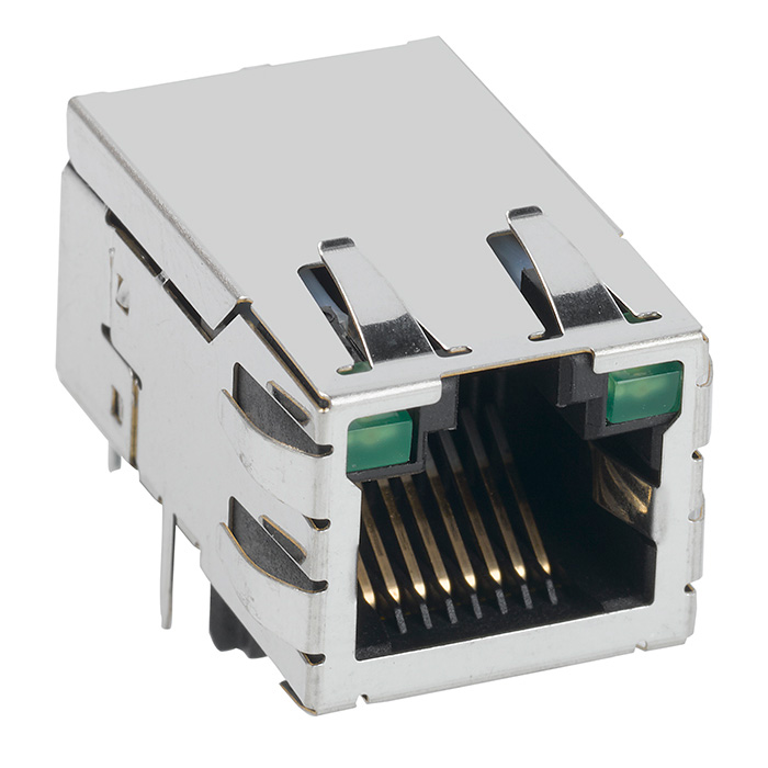 Connectors Modular Connectors SI-52007-F by Bel Magnetic Solutions