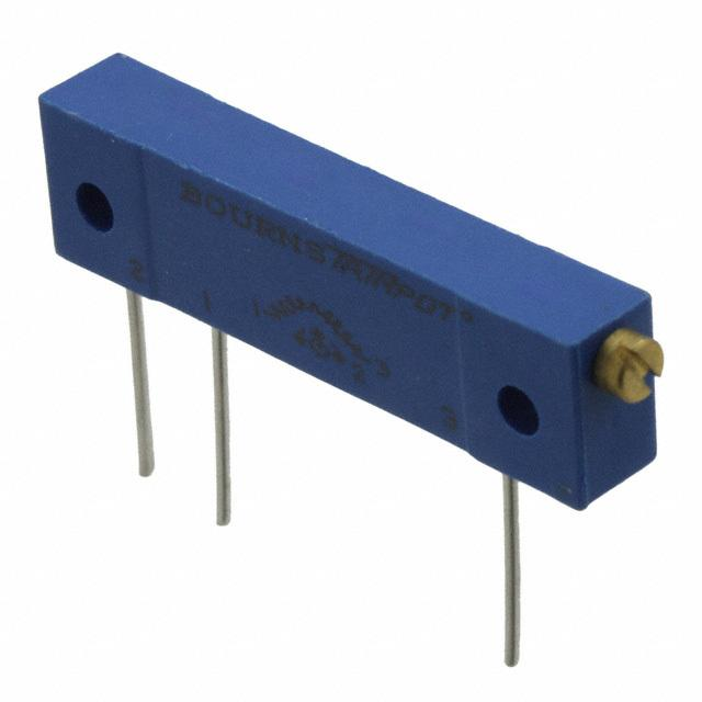 Passive Components Resistors Potentiometers and Accessories 3059P-1-502LF by Bourns