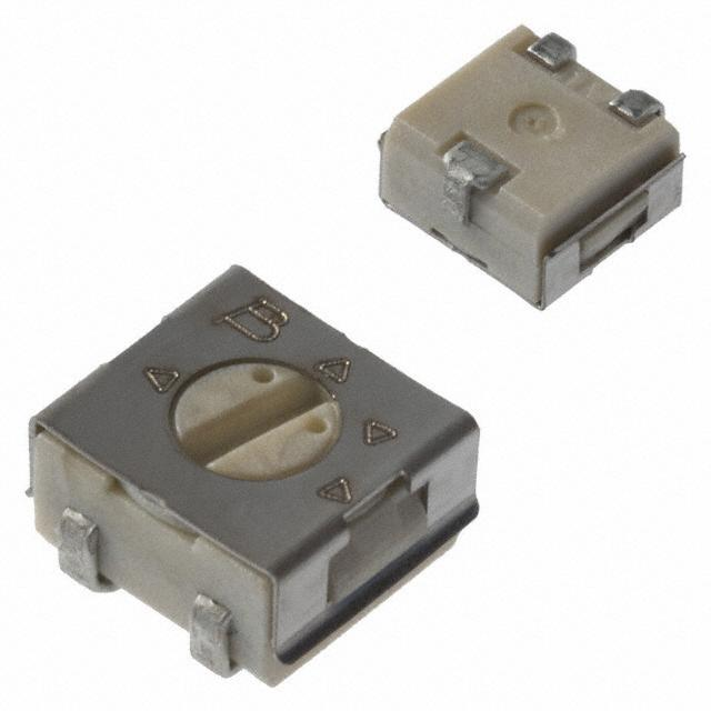 Passive Components Resistors Potentiometers and Accessories Potentiometers 3314J-1-103E by Bourns
