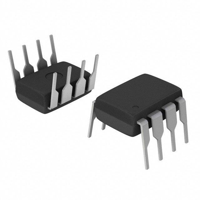 Optoelectronics Optocouplers-Optoisolators HCPL-2602-000E by Broadcom