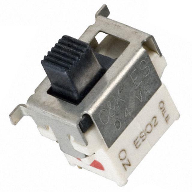 Semiconductors Analog to Digital, Digital to Analog  Converters ES02MSABE by C&K