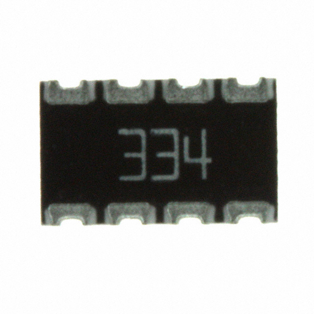 744C083334JP by CTS Resistor Products