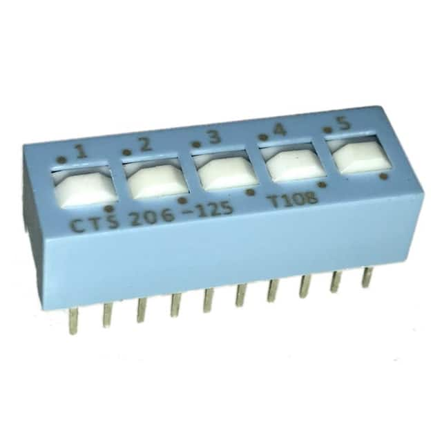 206-125ST by CTS Electrocomponents